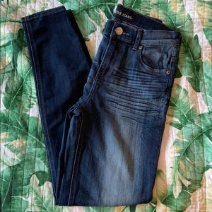 Express High waisted jegging